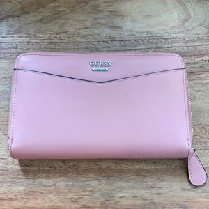 GUESS Leather Clutch Wallet
